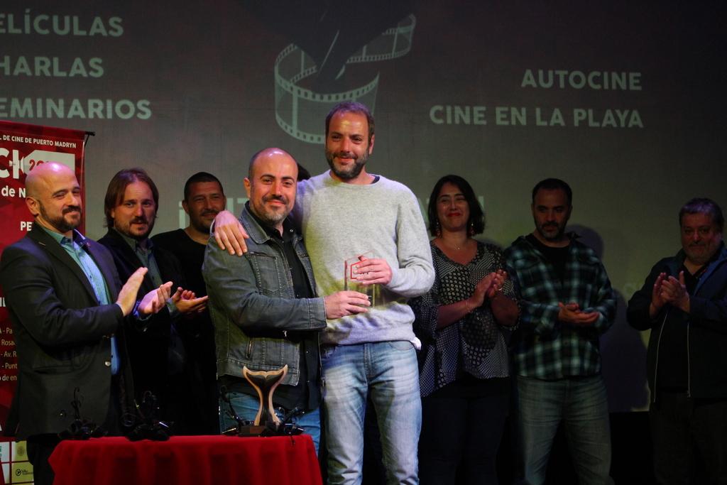 Ganadores premio PCI a la Innovación Artística