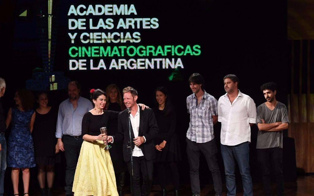 ¡14 Premios Sur para las películas de los miembros de PCI!